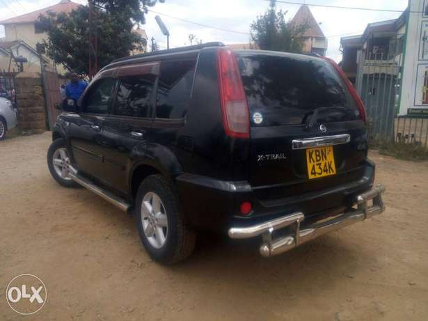 Nissan X-trail. 2004. Well Maintained Kilimani - image 2