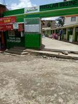 An 1/8 plot for sale in masailodge Rongai