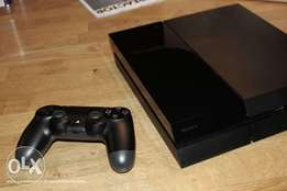 Playstation 4 500 GB used console