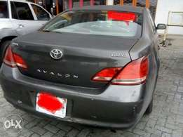 FirstBody!!! Toyota Avalon 2006 model