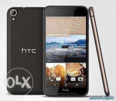Brand New Sealed HTC Desire 830 in shop at 20500 with 1yr warranty