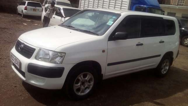 Toyota succeed 2008 model Nairobi CBD - image 3