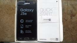 Samsung Galaxy J3 brand new in a box