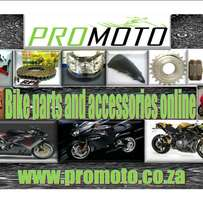 Motorcycle accesories - Promoto