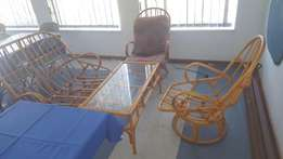 Cane furniture for sale