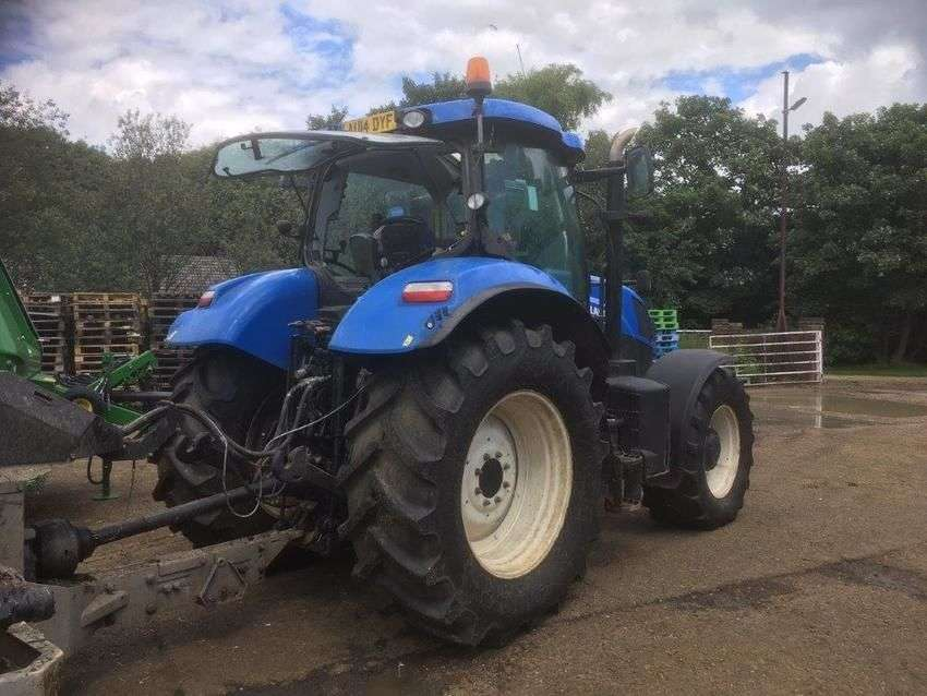 New Holland t7.210 - 2014 - image 6
