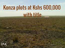 Mombasa road plots near the tarmac in malili town