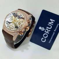 corum leather