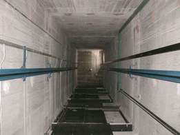 Cleaning Lifts Shafts(Elevator Inside)