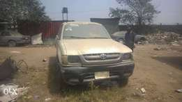 Hi frame toyota hilux for sale