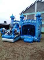 small bouncing castle for hire