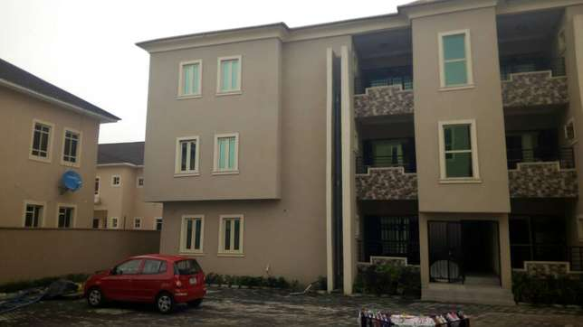 24units of 3Bedroom ensuite at Ilaje Area after VGC Eti Osa West - image 2