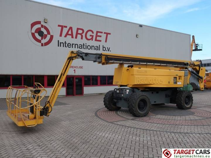 Haulotte HA41PX Boom Articulated 4x4x4 Diesel Lift 4100cm - 2007