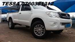 2011 Toyota Hilux 2.5 d4d s/cab SRX In Great allround condition
