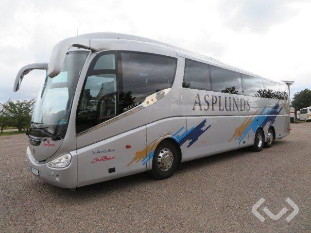 Scania K480 EB 3-axlar Coach - 11 - 2019