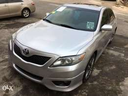 2007 Upgraded To 2010 Model Toyota Camry Sports Toks