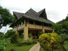 Diani Holiday cottages to let furnished