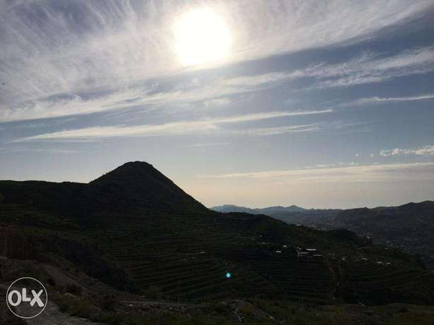 WONDERFUL Land in Fakra with AMAZING Viewأرض في فقرا ٥٩٠ م٢ فقرا -  3