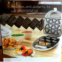 Saachi 7 in 1 snacks maker all in one package