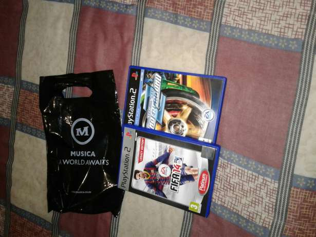 PS2 Games Pinetown - image 2
