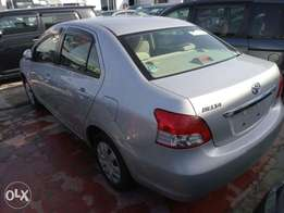 Toyota Belta 2010 model KCN number. Loaded with alloy rims , navigati