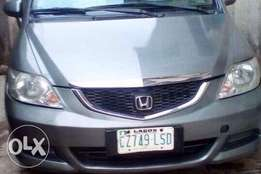 Honda city 2006 model Nigeria used with first body and engine with nic