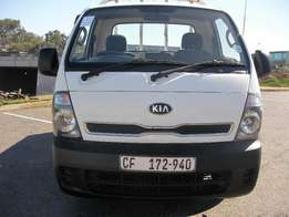 Kia K2700 workhorse tipper