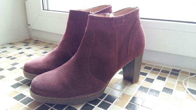 Ботинки замша  1 300 грн. - Жіноче взуття Київ на Olx 836436c64399d