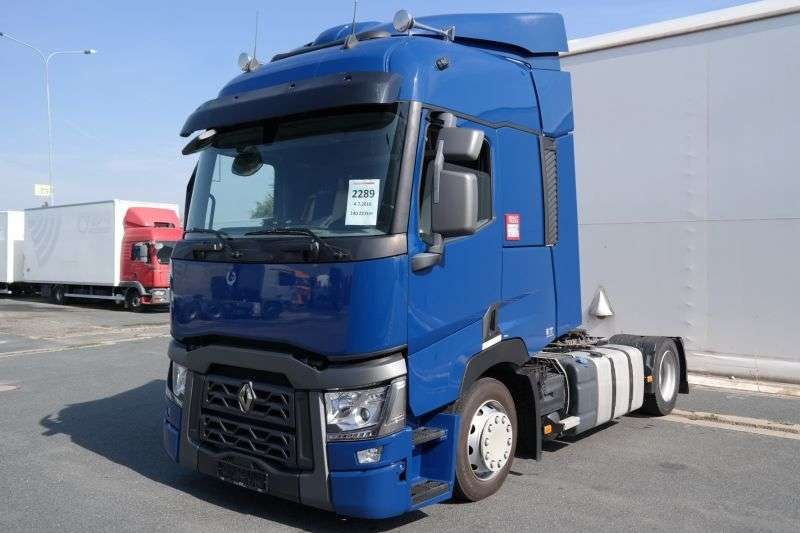 Renault T 480 low deck EURO 6 - 2016