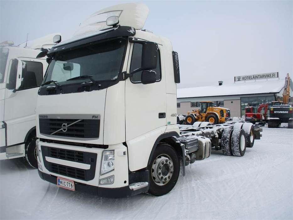 Volvo Fh13 - 2013