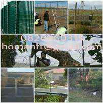Fence, Spikes, Electric Fencing