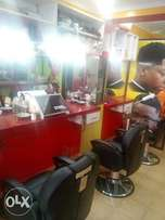 Kinyozi, Salon and Beauty shop for sale