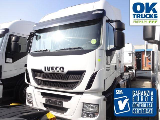 Iveco AS440S48T/P Intarder Klima ZV - 2015