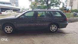 Foreign Used Peugeot 406 Wagon 2002