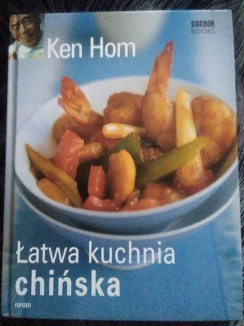 Książka Kucharska Kuchnia Chińska Olsztyn Olxpl