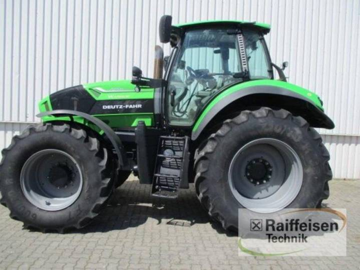 Deutz-fahr 7250 ttv warrior - 2015