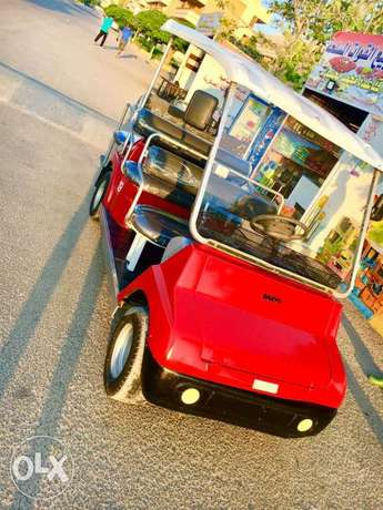 Golf car club car golf سيارات جولف