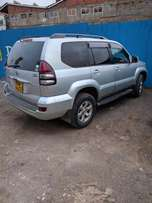 Toyota Prado 2007 model for sale at 2.15M