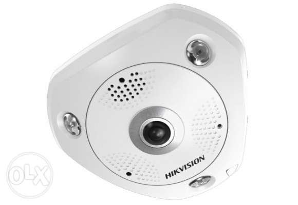 360 panoramic fisheye CCTV dome camera Nairobi CBD - image 1