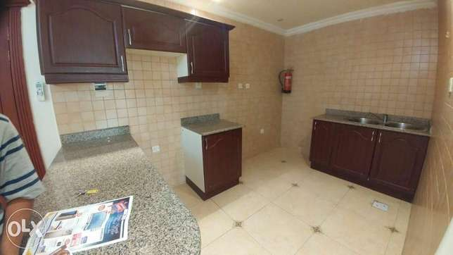 2Bedroom U/F Apartment with Balcony For Rent In Al Nasr