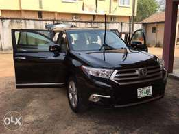used Toyota Highlander 2010 upgraded to 2014