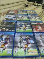 PlayStation 3 and PlayStation 4 videogames