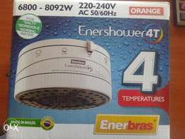 Enerbras 4T shower head for salty water
