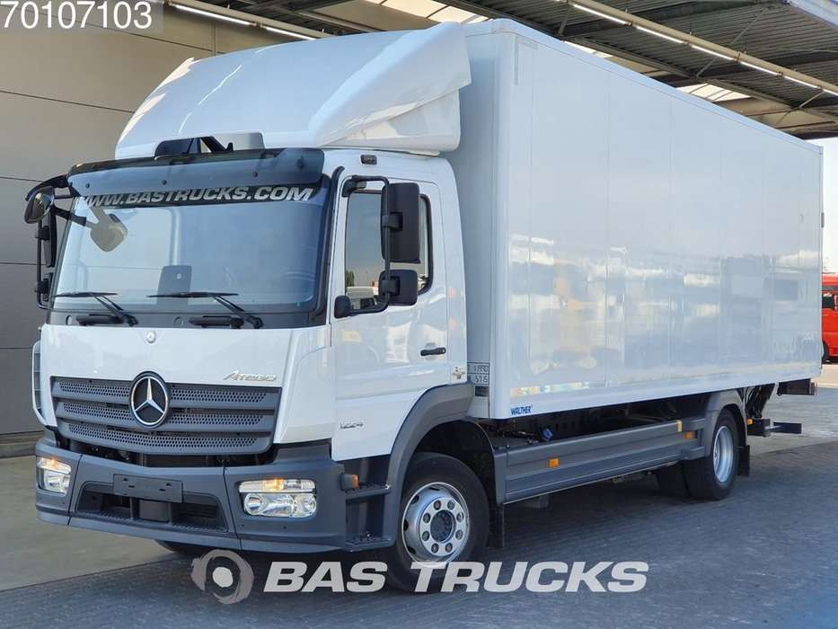 Mercedes-Benz Atego 1224 L 4X2 Ladebordwand Euro 6 - 2016