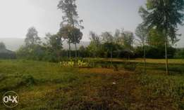 On sale;3/4 acre in Ongata Rongai near the tarmac.