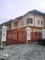 nicely finished 4 bedroom duplex in agungi for sale