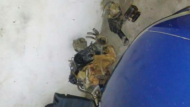 Vw 1.8 curb engine jetta,golf 1-3 Pullens Hope - image 7