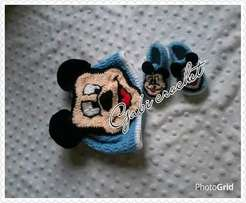 Mickey mouse for your champ crotchets