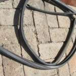 Volkswagen Jetta 5 Right Front Door Rubber For Sale