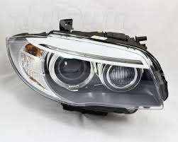 BMW 120d Headlights